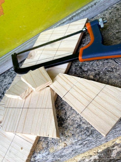 casette legno calamite